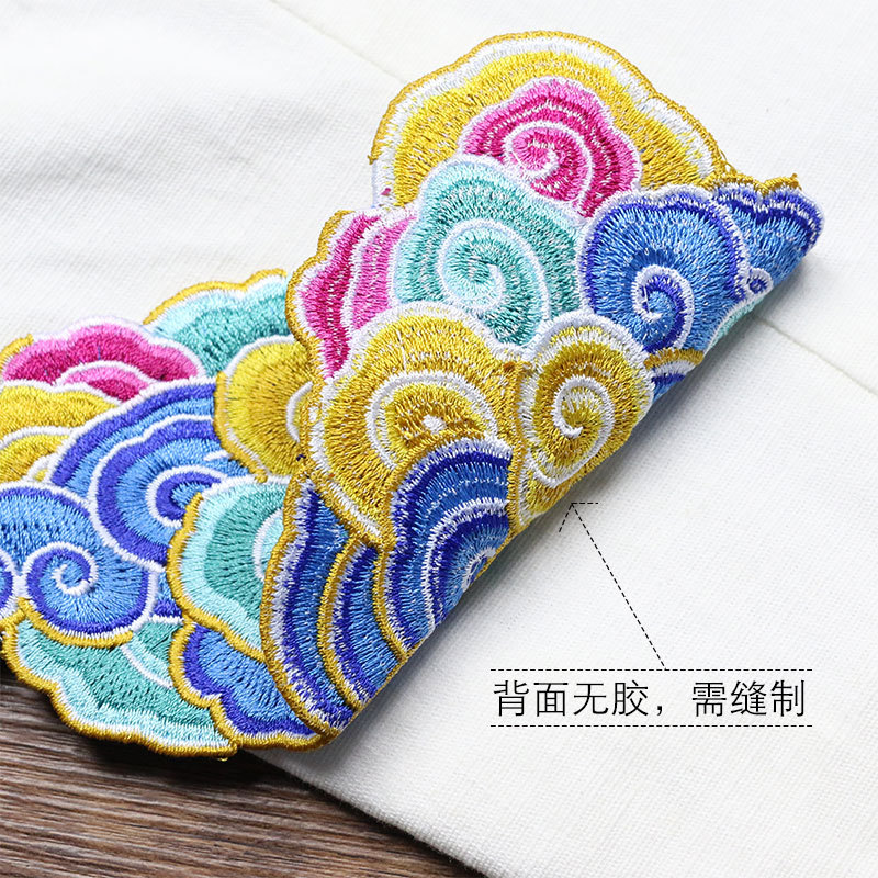 Decoration Badge Embroidery