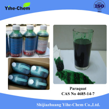Agrochemical Herbicide Paraquat (Gramoxone) 4685-14-7