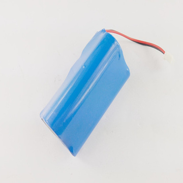 Batterie rechargeable Li-Ion 18650 1S2P 3.7V 5200mAh
