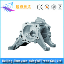 China Foundry Die Cast Aluminum Pump Car Auto Cooling System Automobile Water Pump