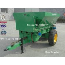 Propagador de fertilizante de maquinaria agrícola combinado com o trator 40-60HP