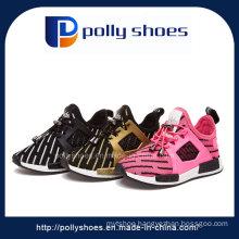 Summer Fashion Red Non-Slip Stock Girl EVA Child Shoes