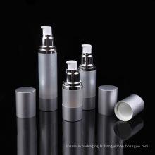 Bouteille de lotion airless de bouteille cosmétique avec la pompe airless, vide d'air de vide de 30ml pp (NAB16)