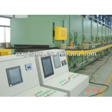 Passed CE&ISO PU sandwich panel machinery made in China