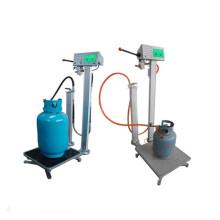Cocinar la máquina de llenado de gas para el cilindro de gas
