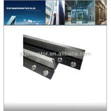Rail de guidage de l'ascenseur, rails de guidage pour ascenseurs