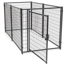 Anping factory wholesale large dog cage and dog kennel with the cheap price