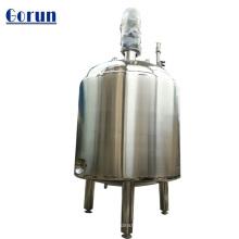 Stainless SteelLarge Capacity Sanitary Liquid Water Storage Tank