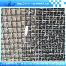 Iron Wire Crimped Mesh Used as Fence