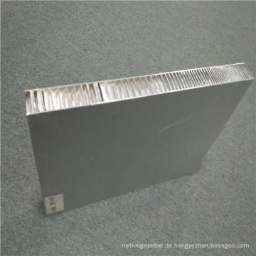 Aluminium-Waben-feuerfeste Trennwand-Wandpaneele