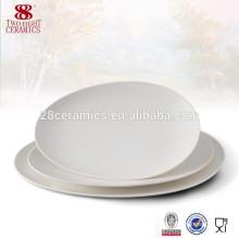 cheap dinnerware custom melamine plate oval plate