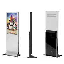 55 inch high quality indoor  lcd advertising screen player floor standing non touch digital signage display