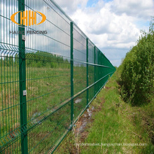 Low price Chinese manufacturer country style wire fencing supplies/garden fence