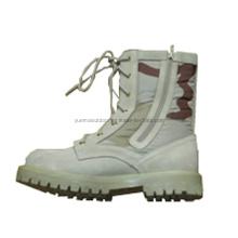 Hochwertiger Militärkampf-Wildleder-Stiefel