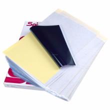 100 feuilles Tatouage Carbon Thermal Stencil Transfert papier 8.5x11 Traçage