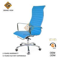 Haute Aviator bleu retour dinant la chaise (GV-OC-H306)