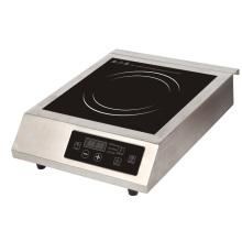 CE RoHS ETL cETL Aprovado High Power Commercial Induction Cooktop Modelo SM-A83