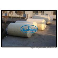 Pára-choque inflável do barco do pvc