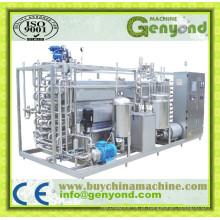 Máquina De Pasteurização De Aço Inoxidável Para Leite