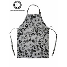 Customized Adult Customized Kitchen BBQ Apron with Printed & Embroidery