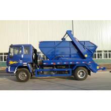 Carro de basura Sinotruk 4X2 12 M3 tipo brazo