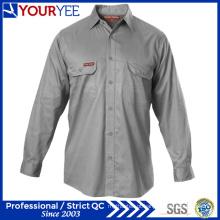 Camisas de trabalho baratos camisas de trabalho por atacado (YWS115)