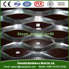 Maillage en métal expansé en aluminium