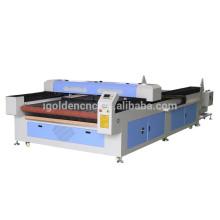 Автоматическая машина для лазерной резки текстильной ткани Shan dong 1530