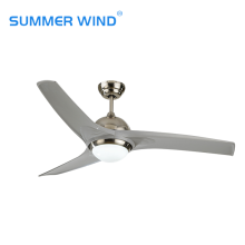 New design ABS modern decorative ceiling fan