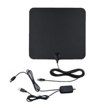 Antenne TV à amplificateur numérique UHF VHF à gain élevé