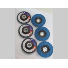 Оксид алюминия/оксид циркония Абразивный лоскут диск для полировки