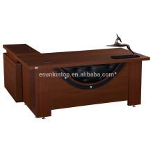 Заводской стол для настольных компьютеров для меламина
