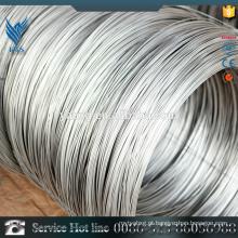 Certificação CE e EN, DIN, AISI Padrão 1.4301 fio de aço inoxidável trançado