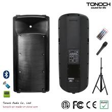 Plastic Dual 15 Inches Loudspeaker for Model THX215UB