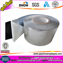 Flashing tape aluminium foil coated with butyl rubber