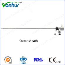 WHG-3 Examing Hysteroscopy Set Outer Sheath