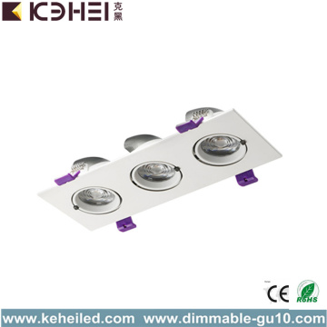 High Power LED Trunk Downlight Spotlight 36W 5000K