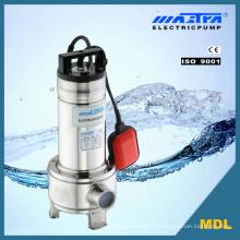 Bomba de esgoto submersível (MDL550)
