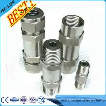 Fabricante de válvulas de retenção de óleo de alta pressão na China