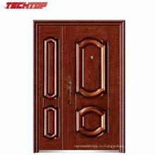 ТПС-127sm горячая Распродажа теплопередачи дерева-как стальной панели двери один
