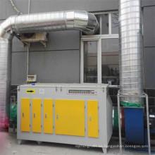 Equipo de desodorización industrial Purificador de oxidación de fotólisis UV