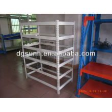 Farbige Draht Kleidung Metall display rack