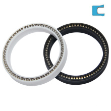 PTFE Stainless Steel Spring Energized Seals Valve Seal