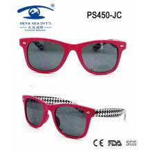 2014 High Quality Plastic Material Kids Sunglasses