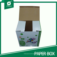 Fabrik Customized Kindersitz Papier Box