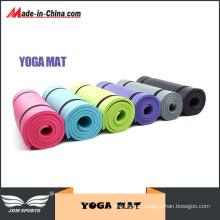 Cardio Fitness Anti Slip Washable NBR Yoga Mat