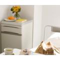 DW-31-A New Design High Quality hosiptal Furniture Bedside Cabinet