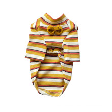 pet tshirt dog clothes custom comfortable dog shirts pet garments wholesale