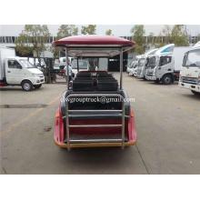 Ônibus de transporte elétrico com carro turístico de 16 lugares