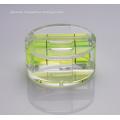 Professional Acrylic Vial Round Shape